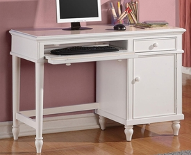 Daisy Transitional White Youth Desk