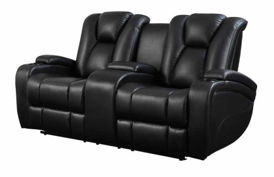 Delange Power Reclining Loveseat