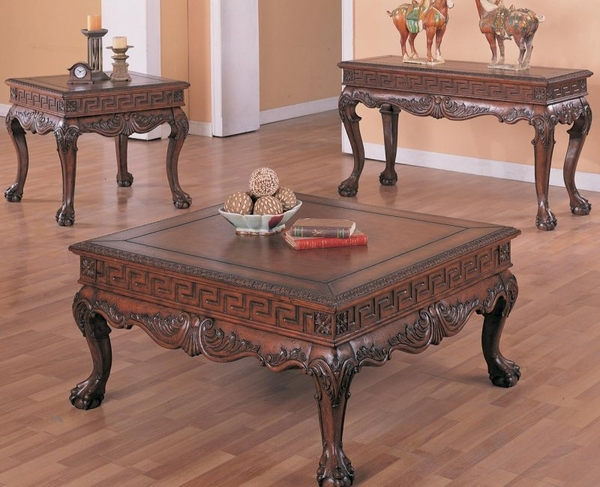 Designed Carvings Wilshire Collection 3-pc Set