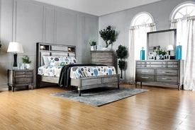 Daphne 4-pc Bedroom Set