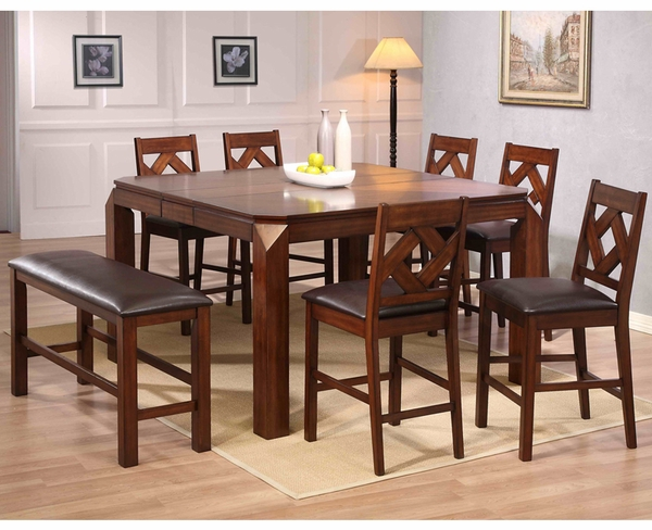 Diamond 5-Pc Pub Dining Set