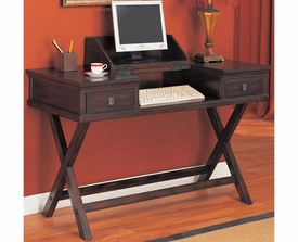 Dickson Table Desk with Hinged Top