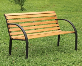 Dumas Outdoor Bench # CM-OB1805