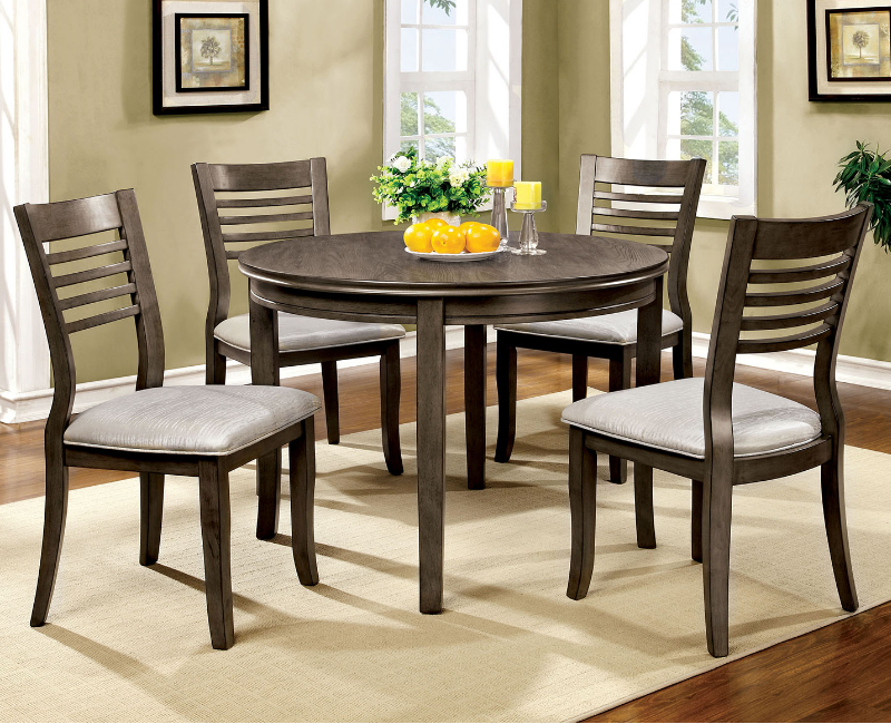 Dwight Iii Collection Round Set By Furniture Of America
