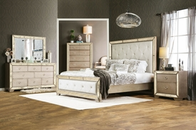 Loraine 4-pc Bedroom Set