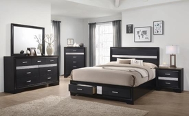 Miranda 4-pc Bedroom Set
