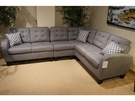Sinclair Grey Sectional