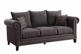 Emerson Sofa with Nailhead Trim