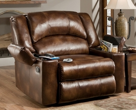 Encore Wine Downtime Massage Recliner