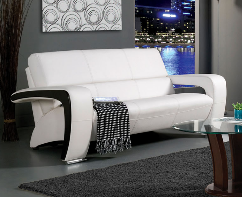 Enez Contemporary Sofa By Furniture Of America Furniture 4