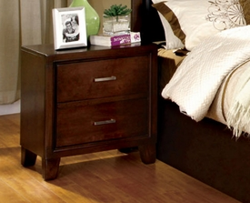 Enrico Cherry Nightstand