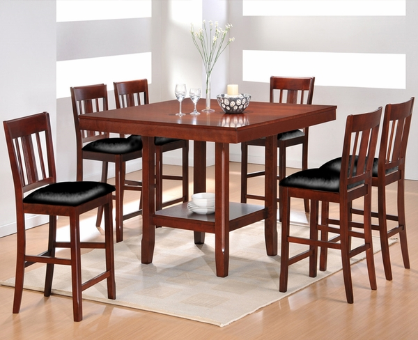 Ethan 5-Pc Counter Height Dining Set