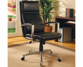 Faux Leather Executive Chair