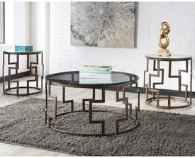 Frostline 3-pc Table Set # T138
