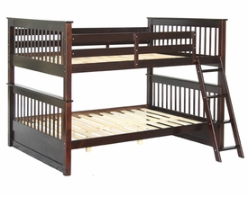 Full/Full Mission Bunk Bed