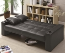 Futon Styled Sofa Sleeper