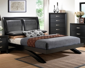 Galinda Queen Bed  # 4380Q