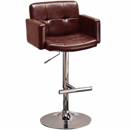 Gas lift Bar stool # 120348