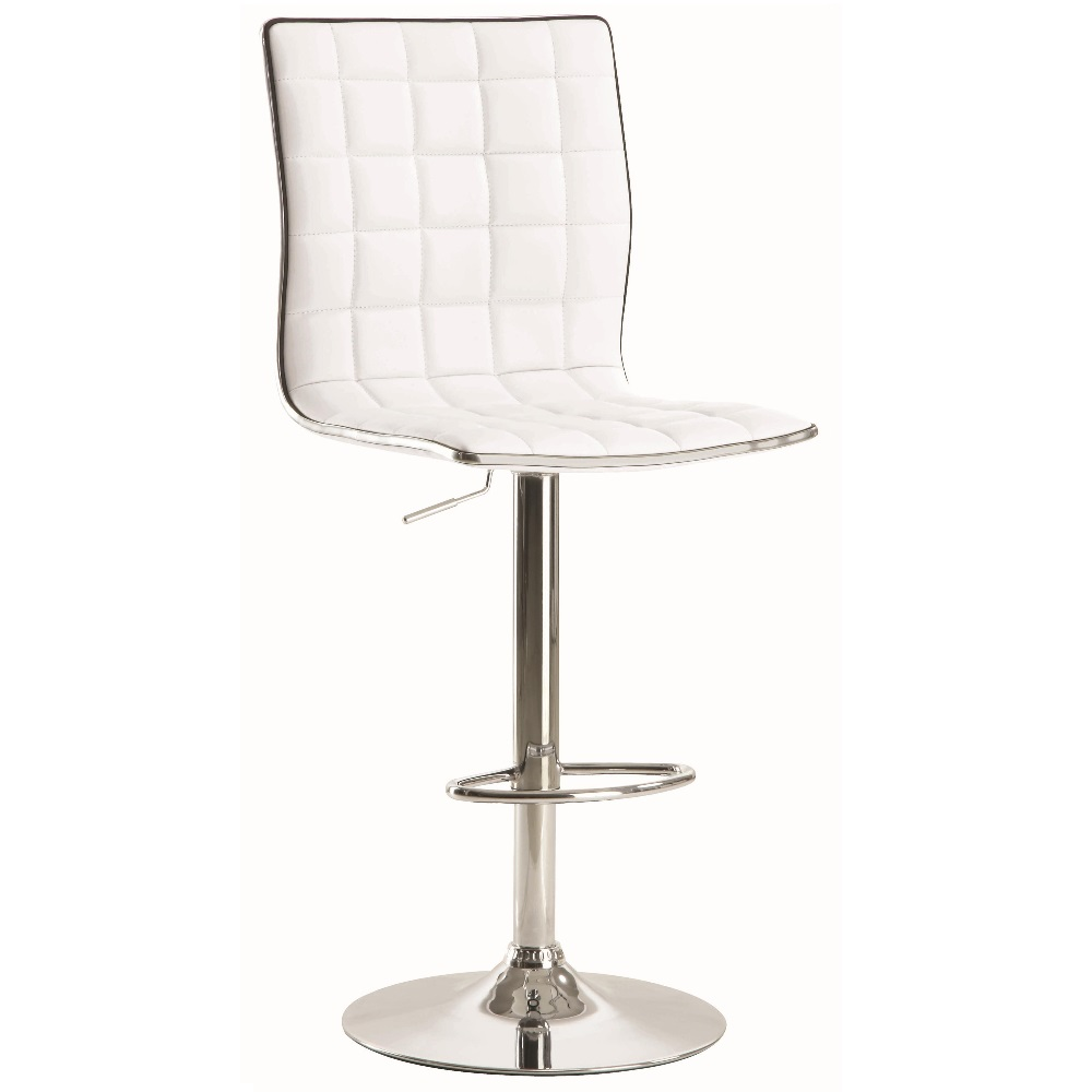 Gas Lift Bar Stool 122089 Dallas Designer Furniture 4 Less