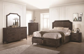 Richmond 4-pc Bedroom Set