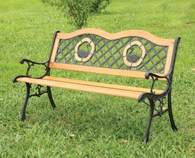 Havasu Outdoor Bench # CM-OB1804