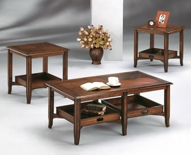 Hawthorne 3-Pc Coffee Table Set