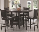 Jaden 5-Pc Counter Height Dining Set # 100958