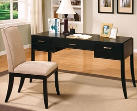 Jamesburg Contemporary Table Desk and Chair