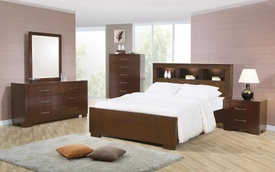 Jessica 4-pc Bedroom Set