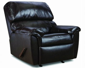 London Walnut 3-Way Recliner