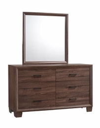 Brandon Brown Dresser