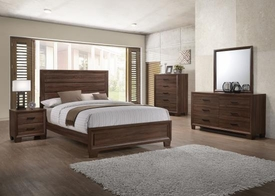 Brandon 4-pc Bedroom Set