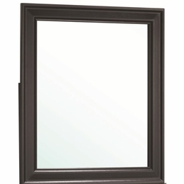 Louis Philippe Rectangular Mirror