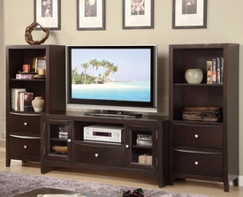 Magnolia 3-Pc Entertainment Center
