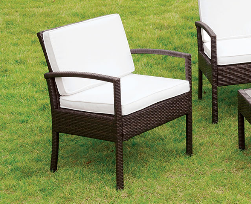 Makenna patio set by furniture of america cm os2119 for Designer sofas for less