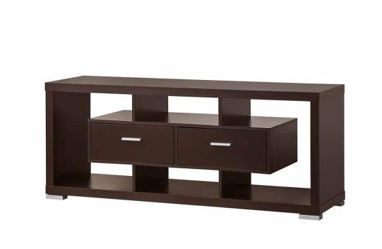 Cappuccino TV Stand