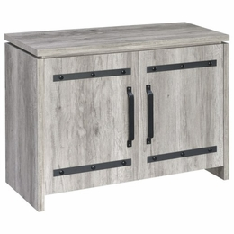 Driftwood Grey Cabinet