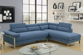 Mai Blue Sectional