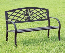 Minot Outdoor Bench # CM-OB1809