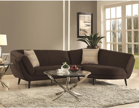 Norwood Retro Sectional # 500463