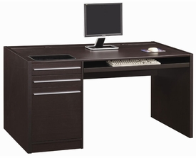 Ontario Single Pedestal Desk