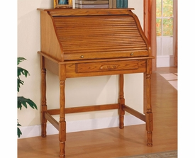 Palmetto Small Roll Top Secretary Desk