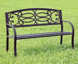 Potter Outdoor Bench # CM-OB1808
