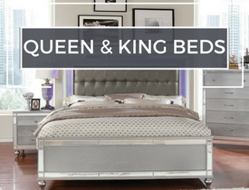 Queen And King Beds