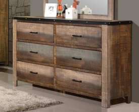 Sembene Collection Dresser # 205093