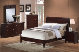Soho Espresso Bedroom Set