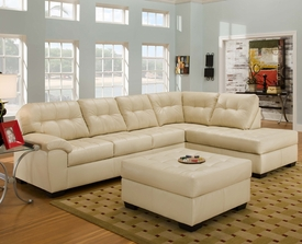 Soho Natural Sectional