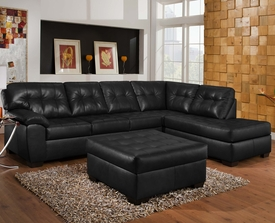 Soho Onyx Sectional