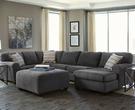 Sorenton Slate Sectional # 28600