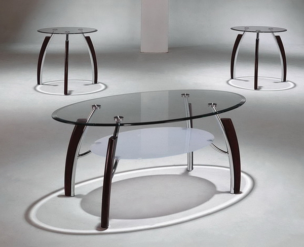 Stellar 3-Pc Coffee Table Set